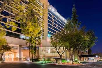 Hotel - Crowne Plaza San Jose-Silicon Valley