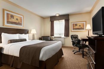 Room, 1 Queen Bed, Non Smoking, Jetted Tub (Upgraded)