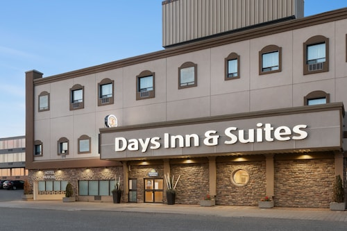 . Days Inn & Suites by Wyndham Sault Ste. Marie ON