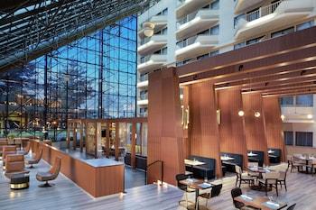 紐瓦克機場希爾頓逸林飯店 DoubleTree by Hilton Hotel Newark Airport