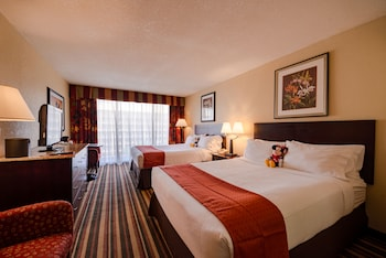 Guestroom at Holiday Inn Orlando SW - Celebration Area in Kissimmee