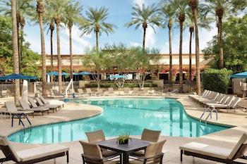斯科茨代爾別墅渡假村希爾頓飯店 Hilton Scottsdale Resort & Villas