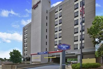 匹茲堡大學 - 醫學中心希爾頓歡朋飯店 Hampton Inn Pittsburgh University/Medical Center