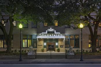 達拉斯斯通萊艾美飯店 Le Méridien Dallas, The Stoneleigh