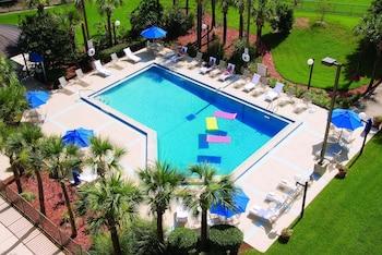 奧蘭多機場假日飯店 Holiday Inn Orlando International Airport, an IHG Hotel