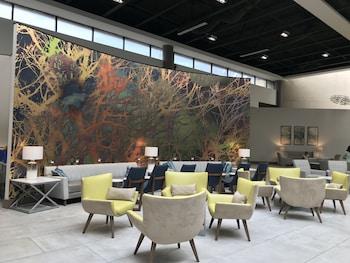Lobby at Holiday Inn Orlando International Airport in Orlando