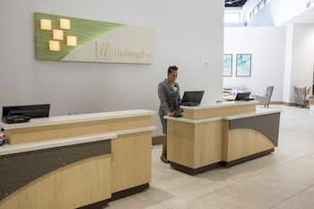 Check-in/Check-out Kiosk at Holiday Inn Orlando International Airport in Orlando