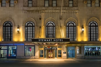 Featured Image at Stewart Hotel in New York