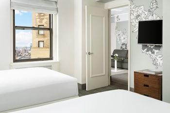 One bedroom Suite -2 double beds