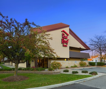底特律地鐵機場紅屋頂飯店 - 泰勒 Red Roof Inn Detroit Metro Airport - Taylor