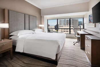 Executive Room, 1 King Bed (Shower, Skyline)