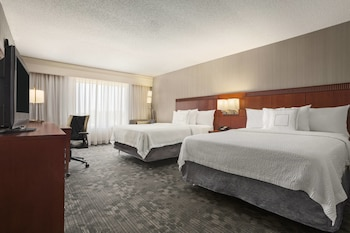 Hotel - Courtyard by Marriott Springfield