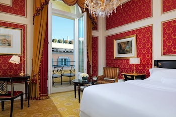 Grand Room, 1 King Bed