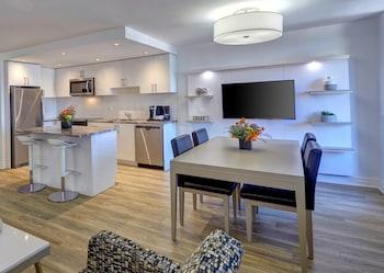 Luxury Suite, 2 Double Beds