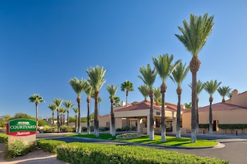 圖森機場萬怡飯店 Courtyard by Marriott Tucson Airport