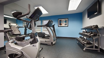 Best Western Holiday Lodge - Fitness Facility  - #0