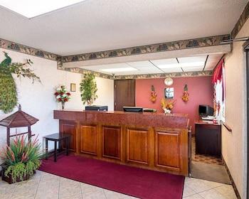 Rodeway Inn Dalhart - Lobby  - #0