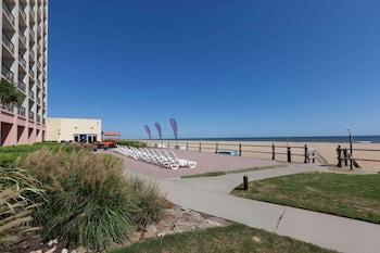 維珍尼亞海灘濱海溫德姆飯店 Wyndham Virginia Beach Oceanfront