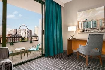 亞特蘭大市中心美國飯店 - 希爾頓逸林飯店 The American Hotel Atlanta Downtown - a DoubleTree by Hilton