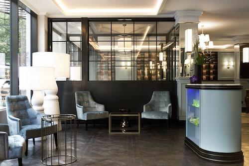 . Hotel Rotary Geneva – MGallery