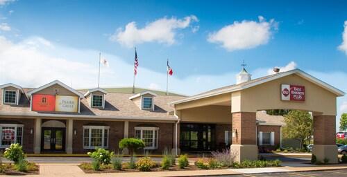 . Best Western Plus Steeplegate Inn