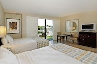 Room, 2 Double Beds, Pool View (Marina)