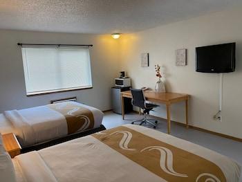 Standard Room, 2 Queen Beds, Non Smoking, Kitchenette
