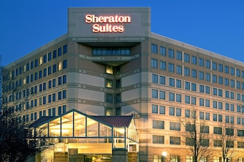 Hotel - Sheraton Suites Philadelphia Airport