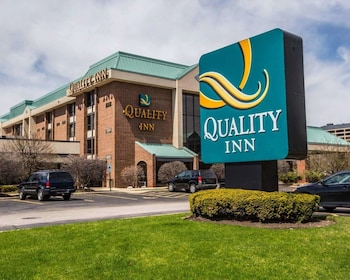 Hotel - Quality Inn Schaumburg - Chicago