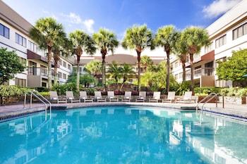 奧蘭多機場喜來登套房酒店 Sheraton Suites Orlando Airport