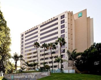 聖地牙哥拉荷亞希爾頓大使套房飯店 Embassy Suites by Hilton San Diego - La Jolla