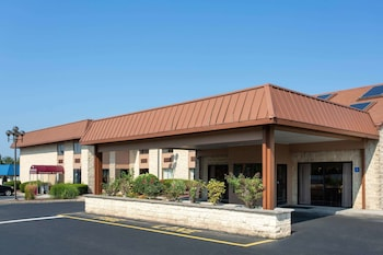 希爾斯伯勒溫德姆戴斯飯店 Days Inn by Wyndham Hillsborough