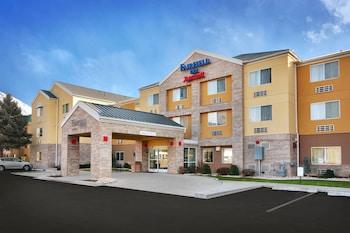 Hotel - Fairfield Inn by Marriott Provo