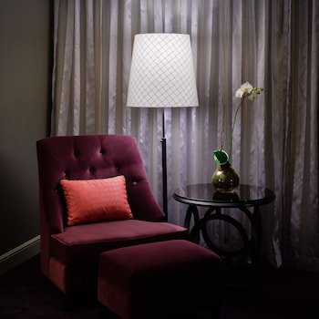 Guestroom at Sofitel Brisbane Central in Brisbane