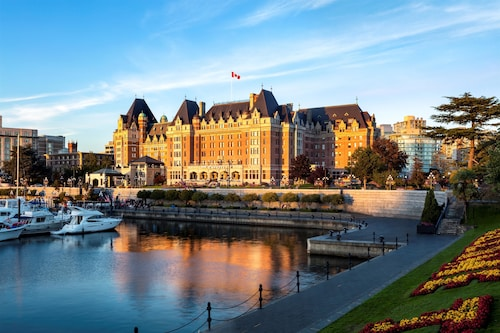 The Fairmont Empress, Capital