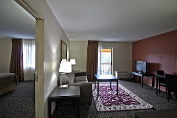 Club House Suite with Balcony