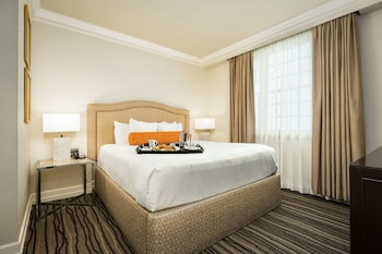 1 King Bed, One-Bedroom, Suite, Non-Smoking (6KN)