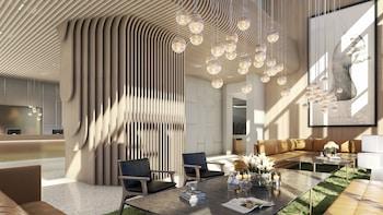 Radisson Blu Atlantic Hotel, Stavanger - Lobby Sitting Area  - #0