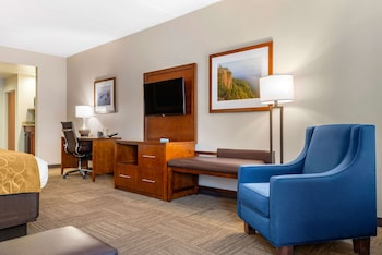 Suite, Balcony, Lake View