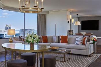 Suite, 1 Bedroom, View, Corner