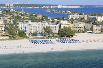 Guy Harvey Outpost, a TradeWinds Beach Resort - Aerial View  - #0