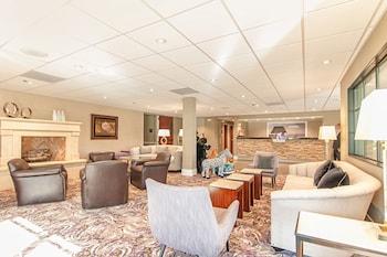 Lobby Sitting Area at Hampton Inn San Diego-Kearny Mesa in San Diego