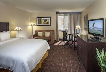 Presidential Suite, 1 King Bed, Non Smoking, View