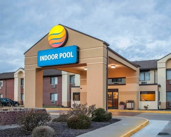 Hotel - Comfort Inn Boonville - Columbia