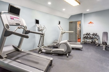 Fitness Facility at Hawthorn Suites by Wyndham North Charleston, SC in North Charleston