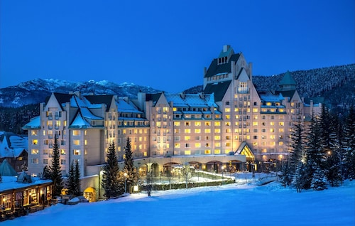 The Fairmont Chateau Whistler, Squamish-Lillooet