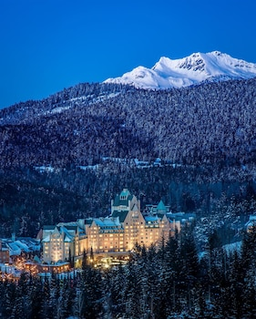 The Fairmont Chateau Whistler - Featured Image