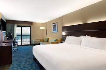 Premium Room, 1 King Bed with Sofa bed, Non Smoking, Oceanfront