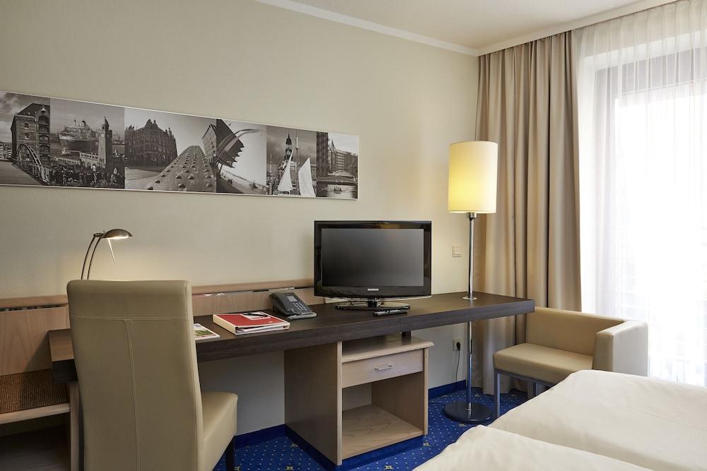 H4 호텔 함부르크-베르게도르프(H4 Hotel Hamburg-Bergedorf) Hotel Image 3 - Guestroom