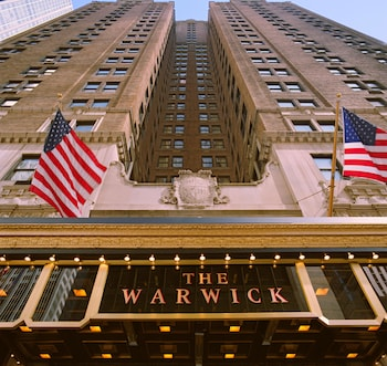 Book Warwick New York Hotel in New York.